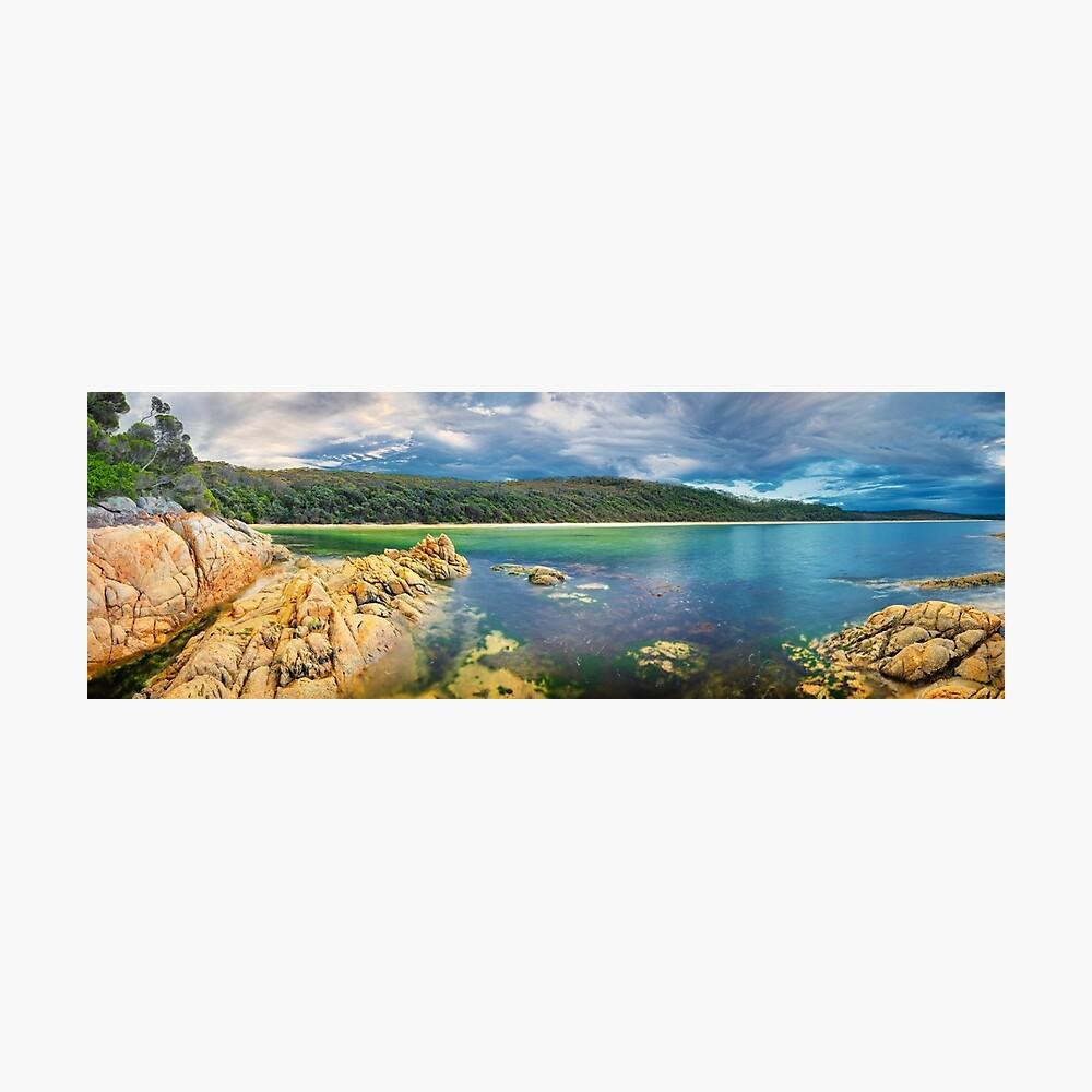Wingan Inlet, Croajingolong National Park, Victoria, Australia Photographic Print