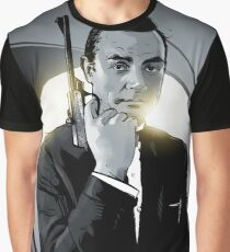 James Bond Graphic T-Shirt