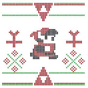 Holiday Hero by jaimeugarte