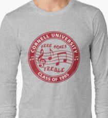 Here Comes Treble Long Sleeve T-Shirt