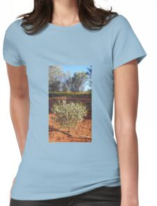 Outback Bush Womens Fitted T-Shirt