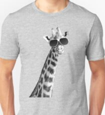 Coole Giraffe Slim Fit T-Shirt