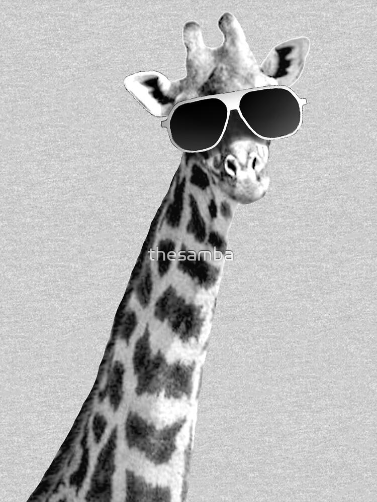 Coole Giraffe von thesamba