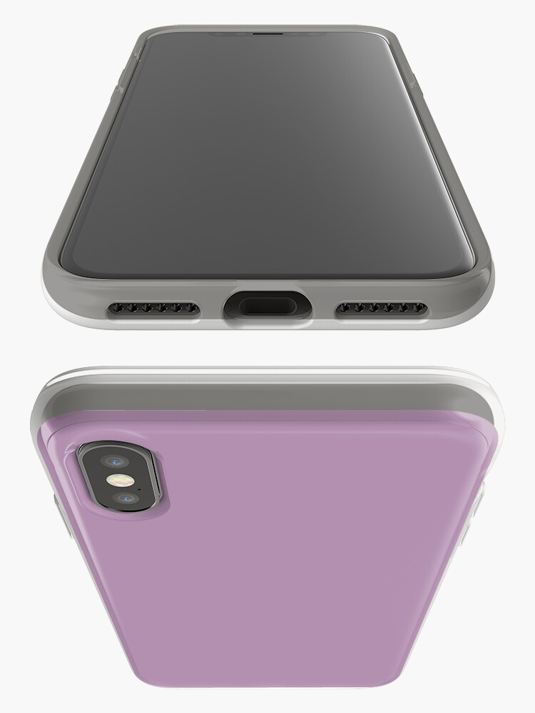 Alternate view of Lavender Herb iPhone Case & Cover