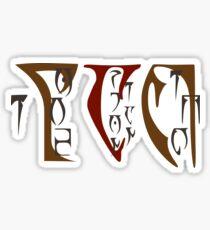 Argonian Appreciation Sticker