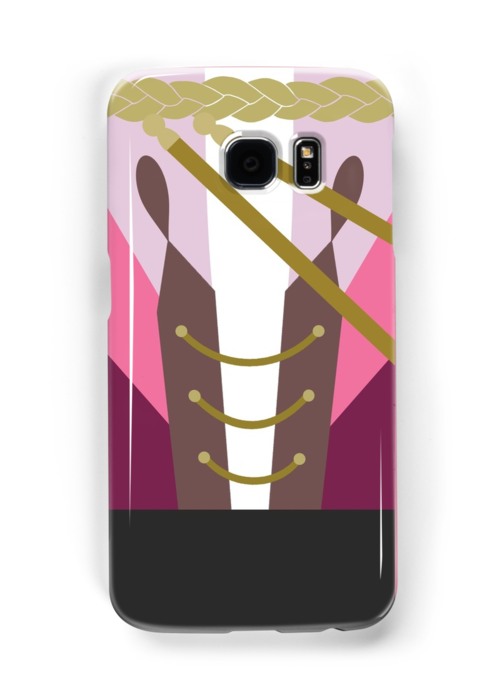 Case Design phone cases s4 mini : Yuri on Ice Victoru0026#39;s phone case u0026quot; Samsung Galaxy Cases u0026 Skins by ...