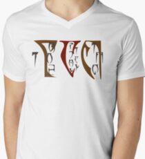 Argonian Appreciation Men's V-Neck T-Shirt