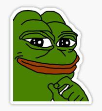 Rare Pepe Sticker