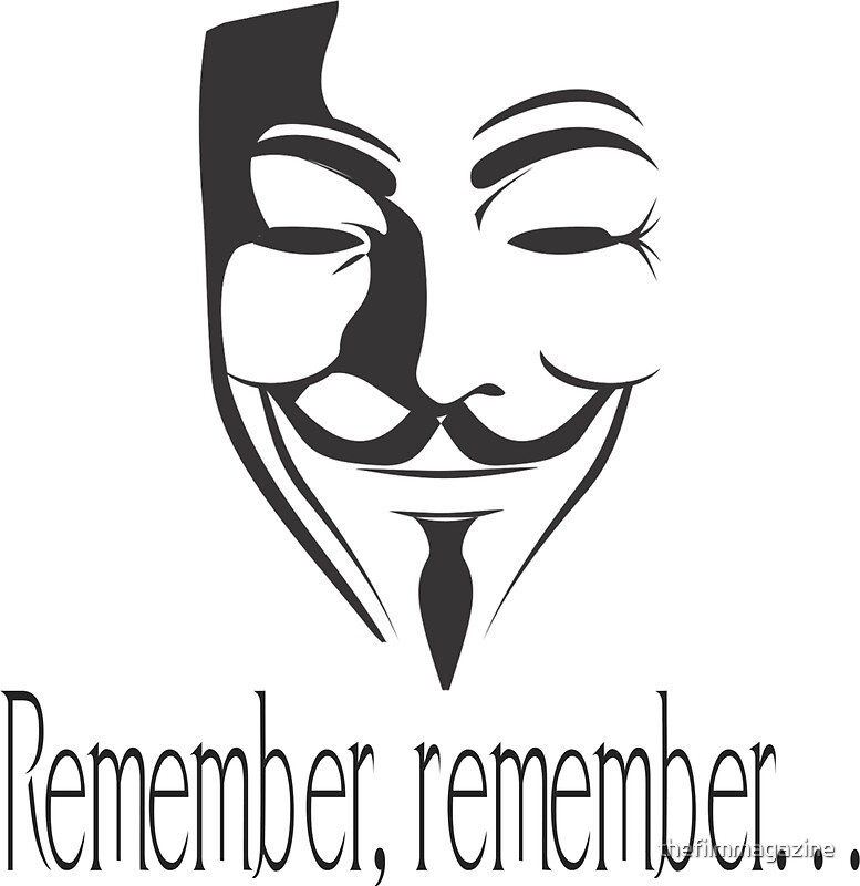 Remember remember guy fawkes by thefilmmagazine