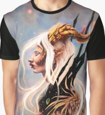 Golden Crown of Hiraeth Graphic T-Shirt