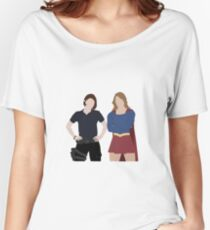 Danvers Sisters Women's Relaxed Fit T-Shirt