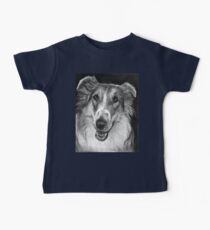 ROUGH COLLIE- Gracie Baby Tee