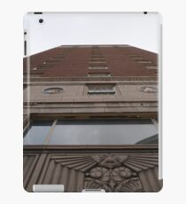 Plaza Hotel iPad Case/Skin