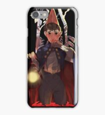Wirt - Over The Garden Wall iPhone Case/Skin