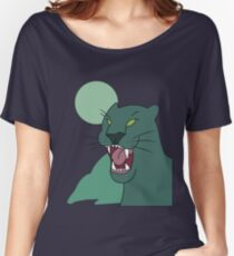 panther shirt, gravity falls Women's Relaxed Fit T-Shirt