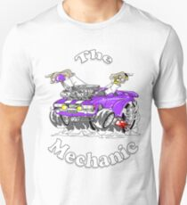 mechanic 01 Unisex T-Shirt