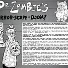 Dr. Zombie's Horror-Scope of Doom! Feat. Boar-Clops by TommyCannon
