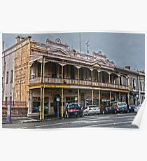 Old Coffee Palace Poster