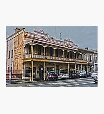 Old Coffee Palace Photographic Print