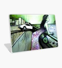 Little Fast car Laptop Skin