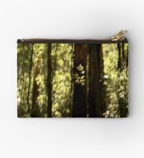 Dancing leaves Studio Pouch