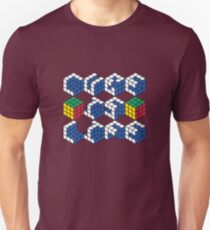 Cube is Life Unisex T-Shirt