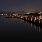 Kully Bay Pier II by rom01