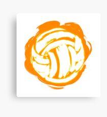 Official Monkeyknot Logo Canvas Print