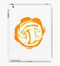 Official Monkeyknot Logo iPad Case/Skin
