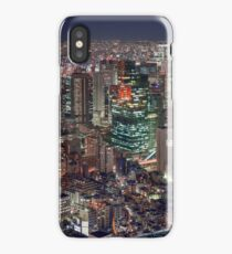 Tokyo By Night iPhone Case/Skin