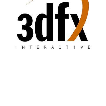 3DFX Logo by c58b39dce0
