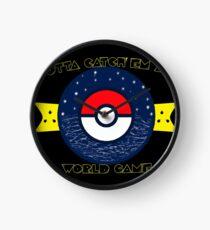 WORLD GAME Clock