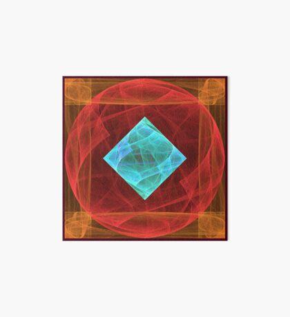 Antiquarian Pulsar #fractal art Art Board