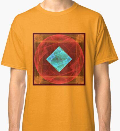 Antiquarian Pulsar #fractal art Classic T-Shirt