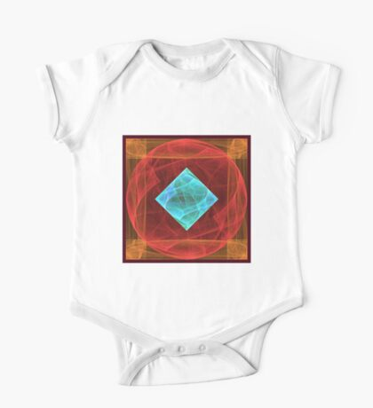 Antiquarian Pulsar #fractal art Kids Clothes