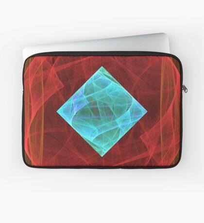 Antiquarian Pulsar #fractal art Laptop Sleeve