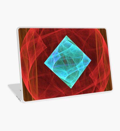 Antiquarian Pulsar #fractal art Laptop Skin
