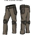 Flight Pants by FlatEarthGames