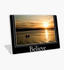 Believe Laptop Skin