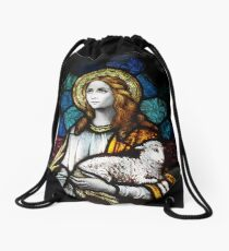 The Lamb Drawstring Bag