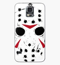 Funda/vinilo para Samsung Galaxy Jason Voorhees Mask