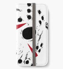 Jason Voorhees Mask iPhone Wallet/Case/Skin