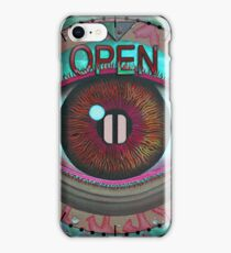 eyeball me iPhone Case/Skin