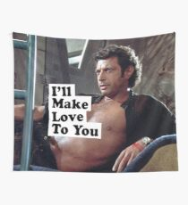 i'll make love to you Wall Tapestry