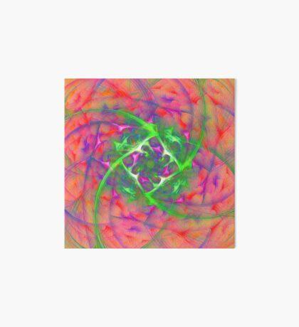 At the beginning of the rotation #fractal art Art Board Print