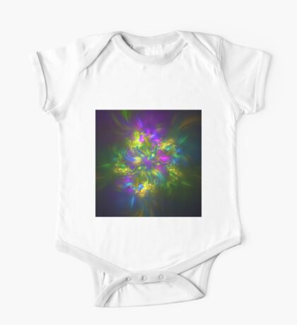 Five stars #fractals Kids Clothes