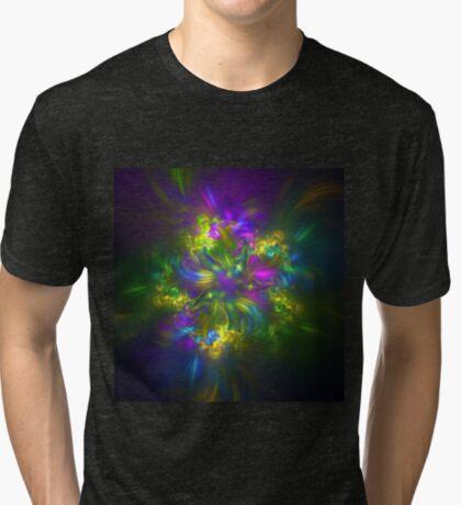 Five stars #fractals Tri-blend T-Shirt