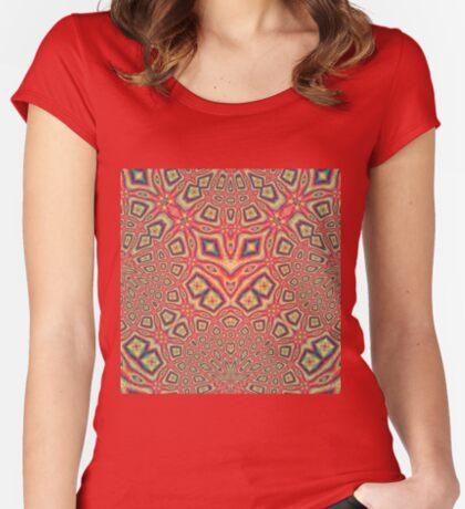 Hidden power Women's Fitted Scoop T-Shirt
