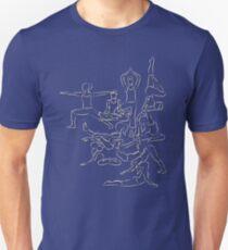 Yoga Manuscript T-Shirt