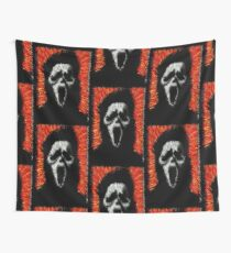 Scream Wall Tapestry